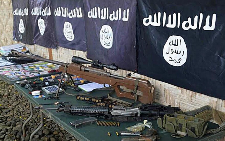 ИГ взяло ответственность за расстрел полицейских в пригороде Каира