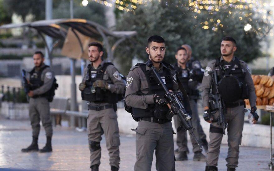 Израиль готов пересмотреть меры безопасности на Храмовой горе