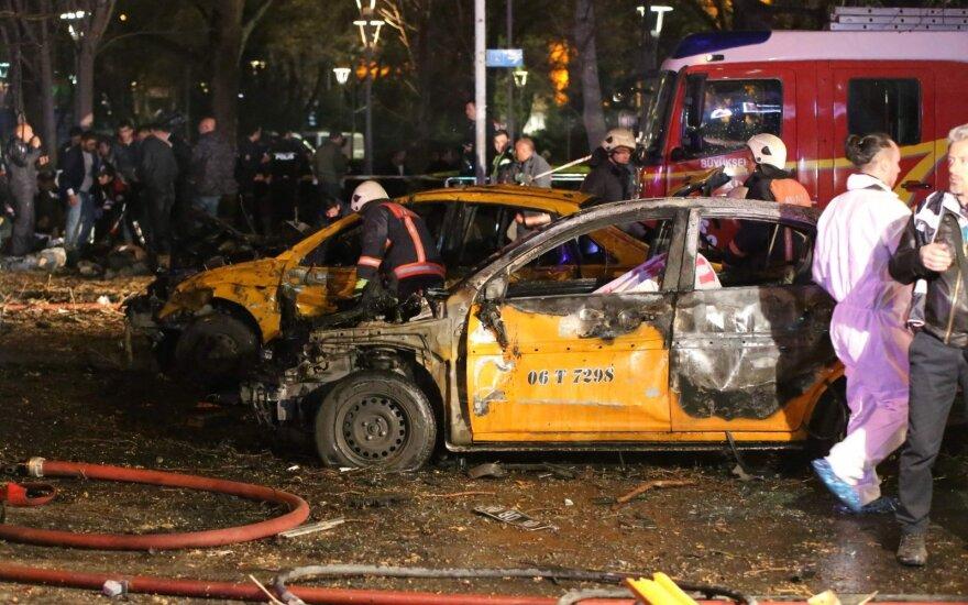 Количество погибших при взрыве в Анкаре возросло до 37