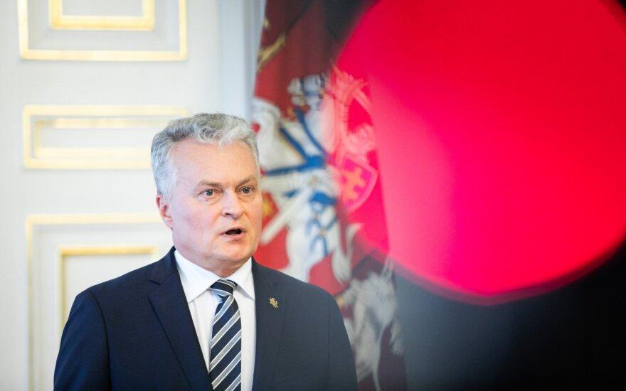 Науседа: совместные проекты Литвы и Польши реализуются довольно успешно