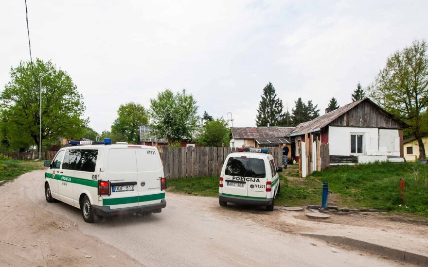 Вильнюсским табором займется правительство