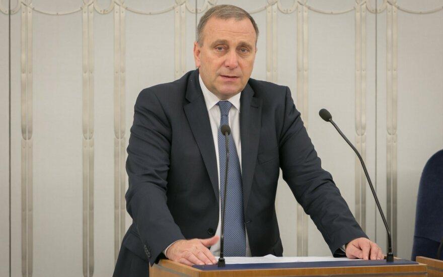 Grzegorz Schetyna. FOT. KAROLINA SIEMION-BIELSKA/MSZ