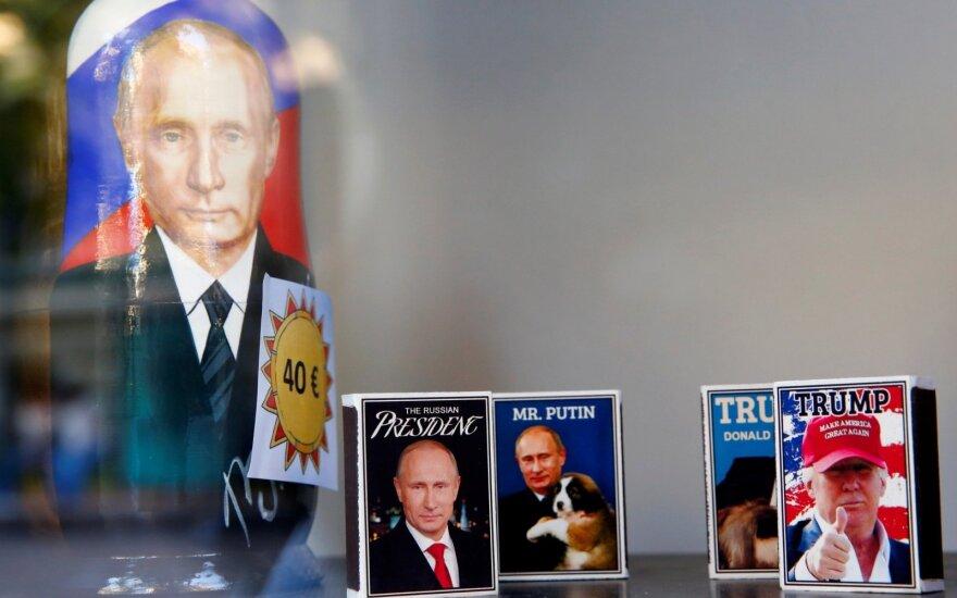 В Хельсинки проходят акции протеста перед встречей президентов США и РФ