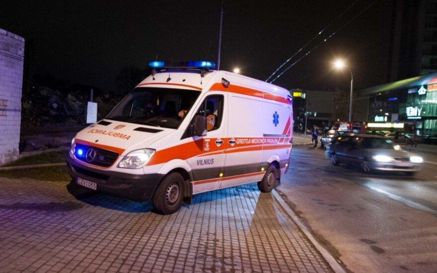 Подозревают, что пьяная водитель сбила пешехода и скрылась с места ДТП