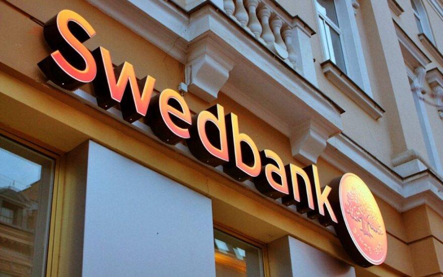 Прибыль Swedbank в этом году упала на 39%