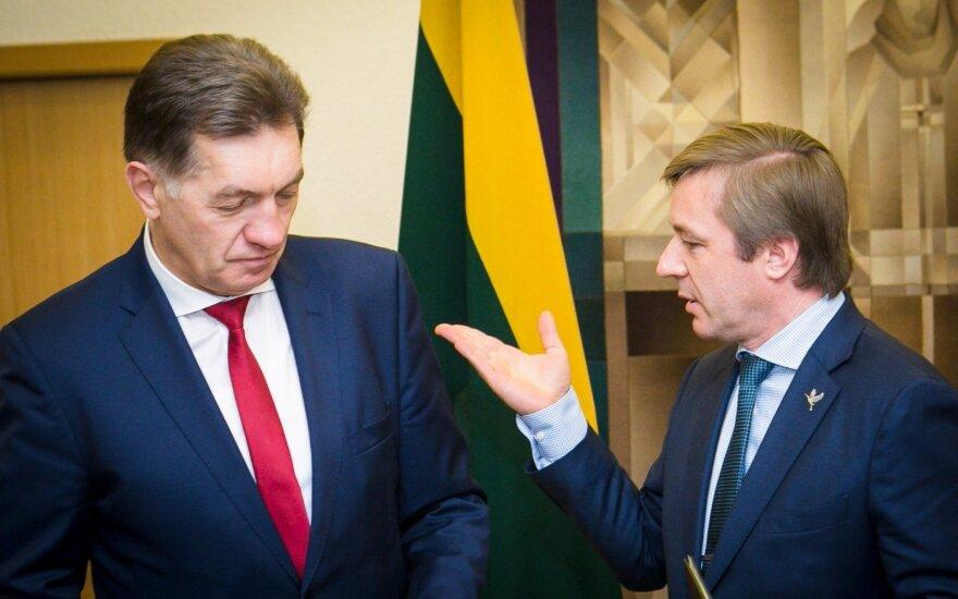 Algirdas Butkevičius,Ramūnas Karbauskis