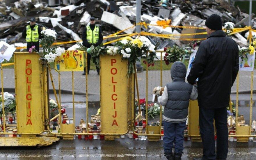 Трагедия в Золитуде: полиция назовет имена подозреваемых