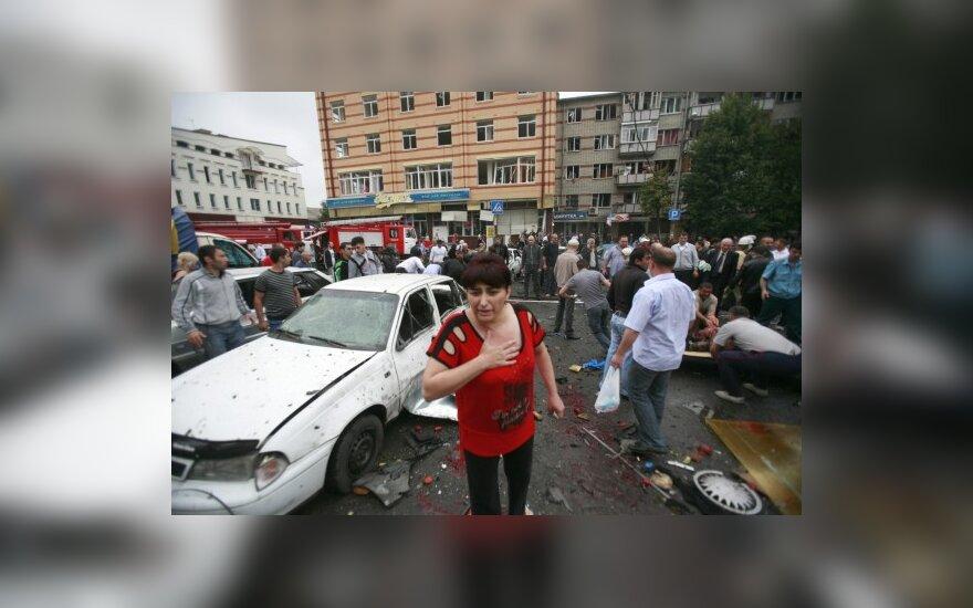 Число пострадавших во Владикавказе выросло до 173