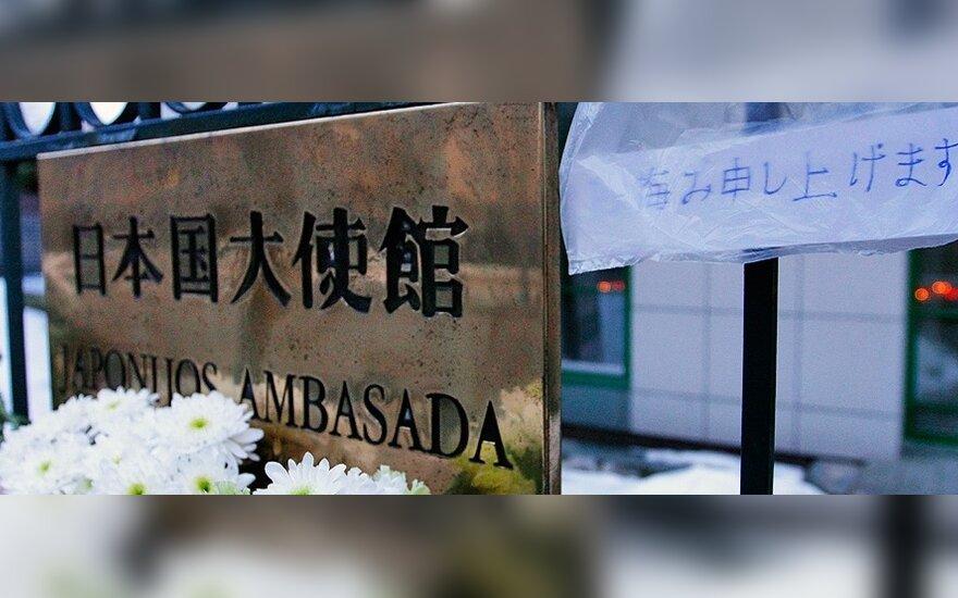 В Литве собирают деньги пострадавшим жителям Японии