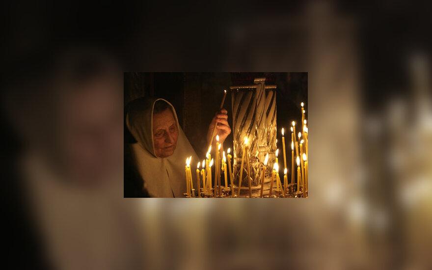 Православное Рождество в Риге
