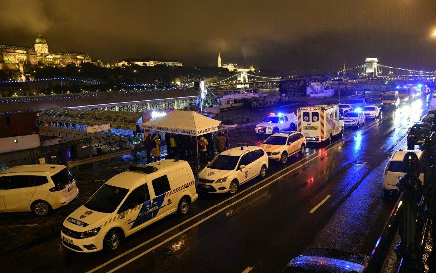Прогулочный катер с туристами перевернулся в Будапеште. Семь человек погибли