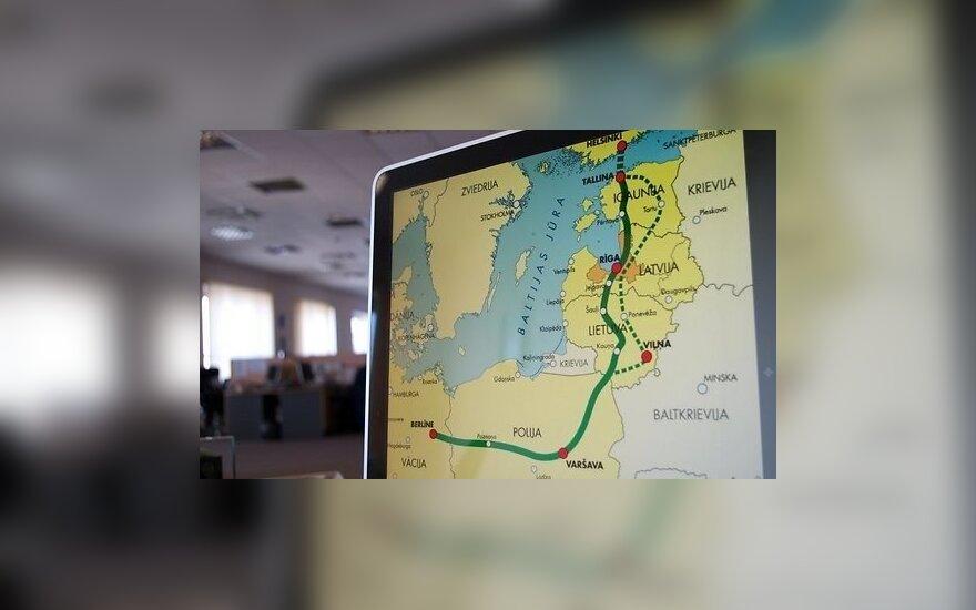 В конкурсе на строительство Rail Baltica - новые подрядчики из Польши