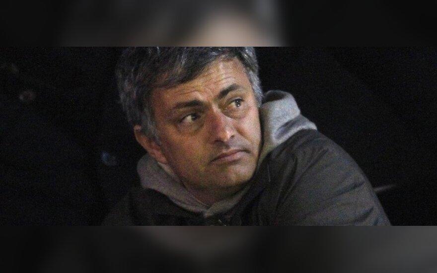 "Jose Mourinho (""Real"")"