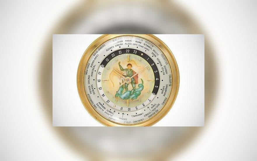 """""""Победные"""" часы Черчилля проданы за 670 тысяч евро"""