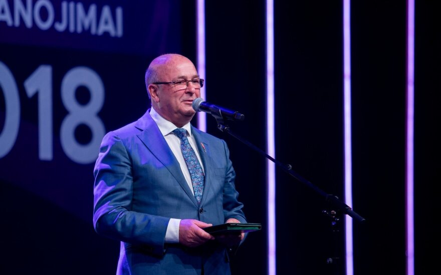 Матийошайтис хочет вновь стать мэром Каунаса