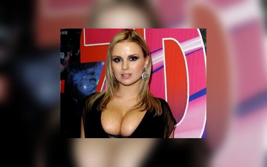 Грудь Анны Семенович запретили на телевидении