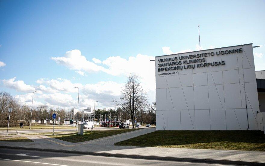 Еще один случай заражения коронавирусом зафиксирован в Вильнюсе