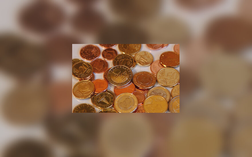 Eurai, monetos, pinigai