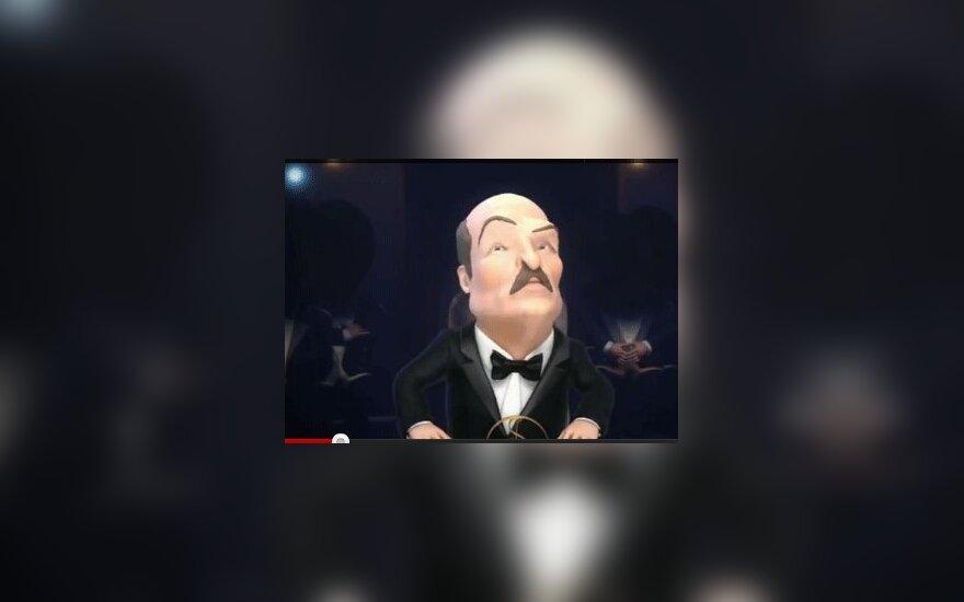 """Над Лукашенко опять посмеялись в """"Мульте личности"""""""