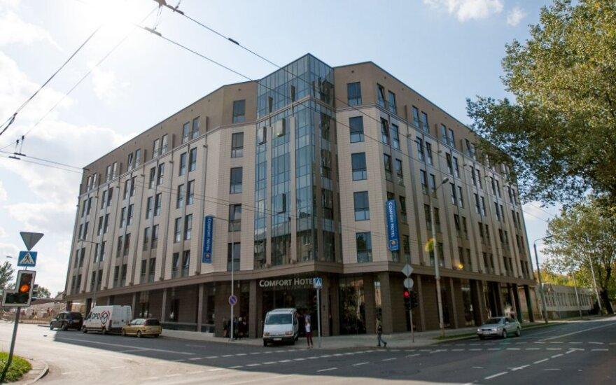 В Вильнюсе открылся Comfort Hotel LT