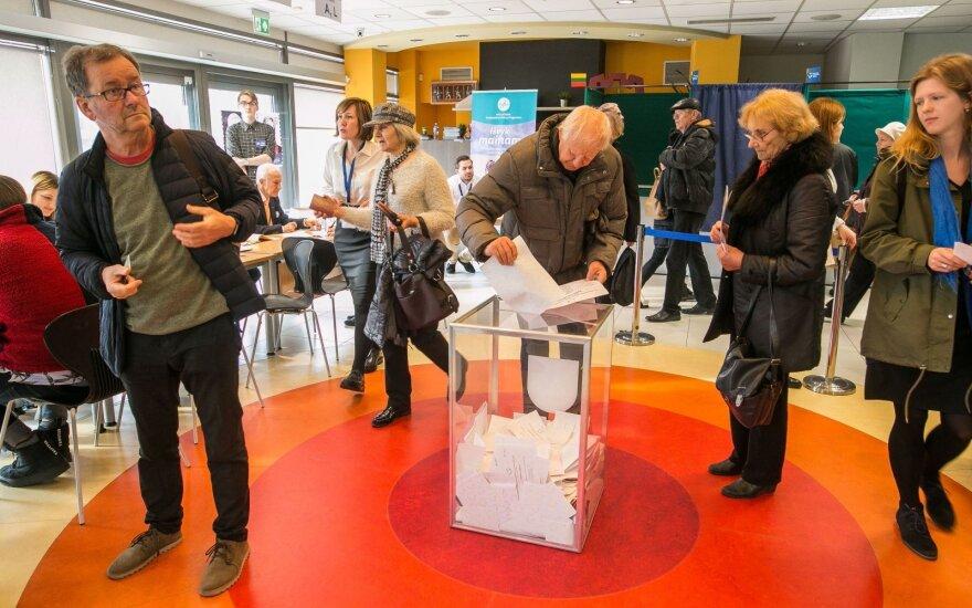 На первичных выборах консерваторов в столице – очереди у кабинок для голосования