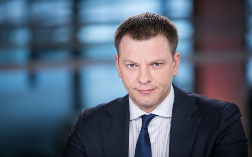 Министр финансов: Литве следует подготовиться к замедлению роста экономики