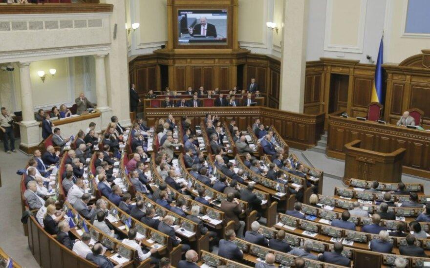 Литовские депутаты будут наблюдать за выборами в украинскую Раду
