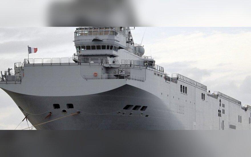 РФ и Франция не смогли договориться о цене на Mistral