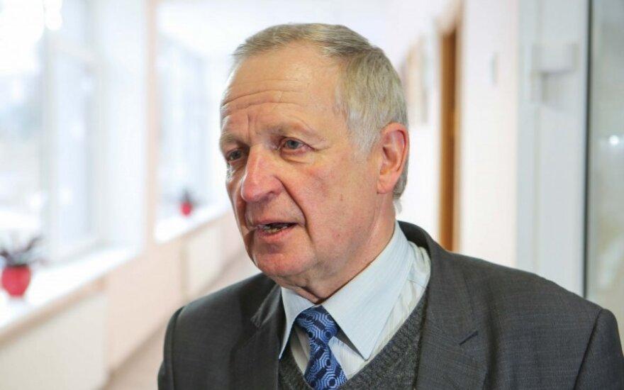 Bolesław Daszkiewicz zapłacił 48 tys. litów za dwujęzyczne tabliczki