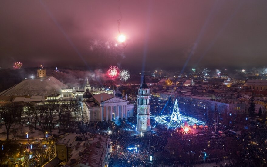 Šventės Vilniuje