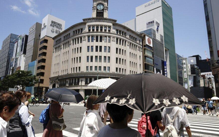 В Японии из-за аномальной жары погибли более 60 человек за две недели