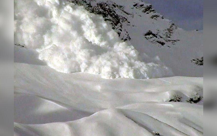 В нескольких районах Камчатки возможен сход лавин