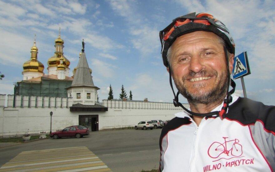 Ks. Dariusz Stańczyk. Omsk