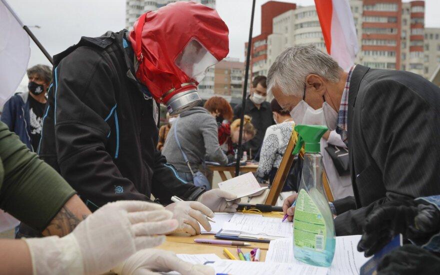 В Беларуси за сутки прирост числа зарегистрированных случаев COVID-19 — 635 человек