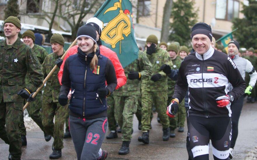 Sausio 13-osios bėgimas
