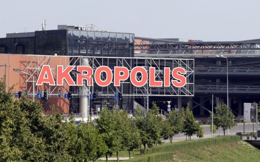 Vilniaus prekyba вела переговоры о продаже ТЦ Akropolis