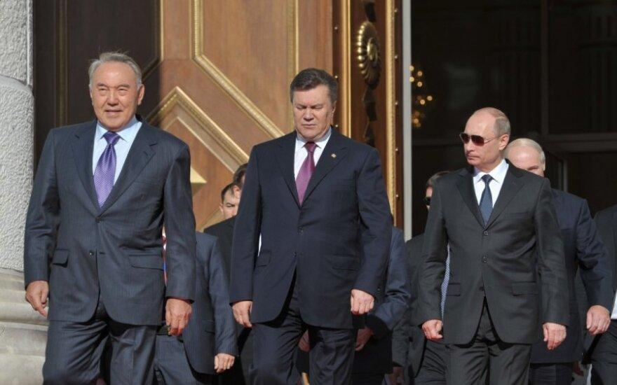 Украина: договор с Таможенным союзом без ратификации