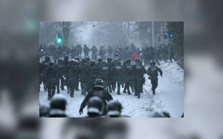 Адвокаты: полиция вела себя преступно по отношению к митингующим