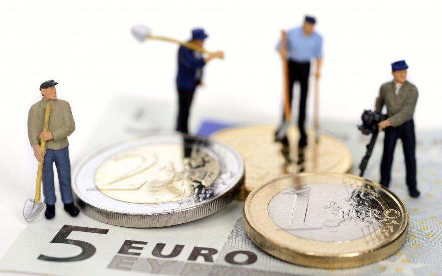 Доходы Фонда соцстраха Литвы превысят расходы - на 218 млн. евро