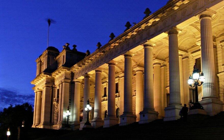 Australijos parlamentas