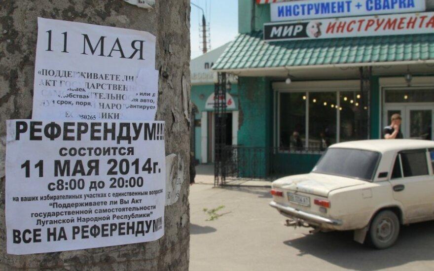 ОГА: в Донецке готовится захват 80-ти школ под референдум