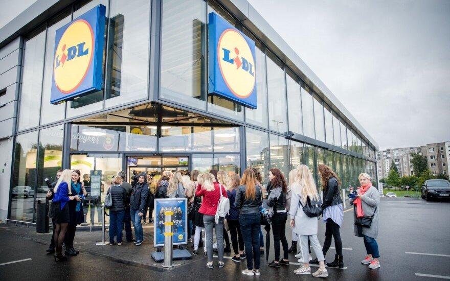Lidl сообщает о повышении зарплат