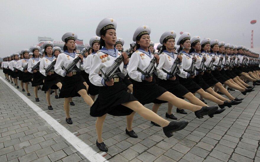 """КНДР расценила новые санкции ООН как """"акт войны"""""""
