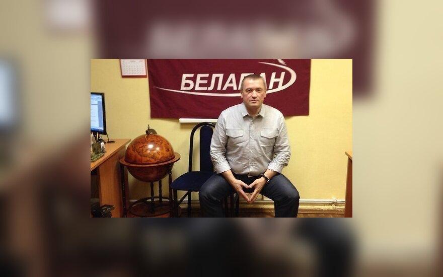 В Минске умер основатель агентства БелаПАН и сайта Naviny.by Алесь Липай