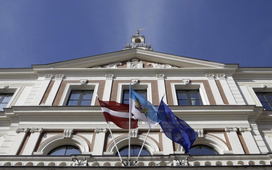 Президент Латвии провозгласил закон о роспуске Рижской думы