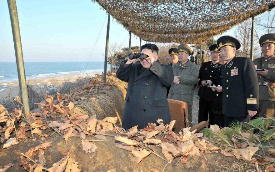 """Северная Корея провозгласила """"состояние войны"""" с Южной"""