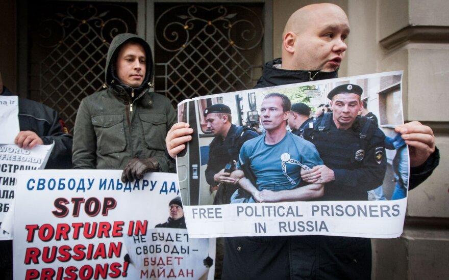 Уполномоченная по правам человека назвала новую колонию Дадина лучшей в России
