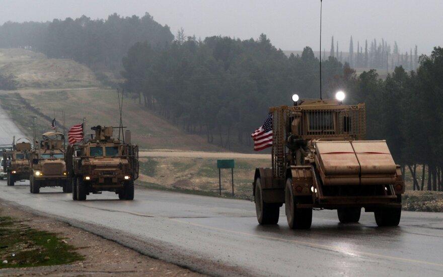 США назвали новые условия вывода своих войск из Сирии