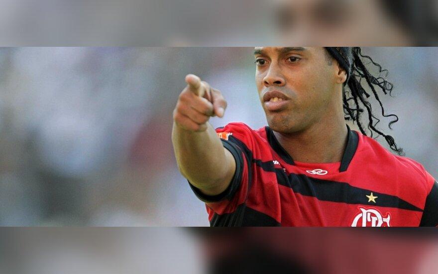 """Ronaldinho (""""Flamengo"""")"""