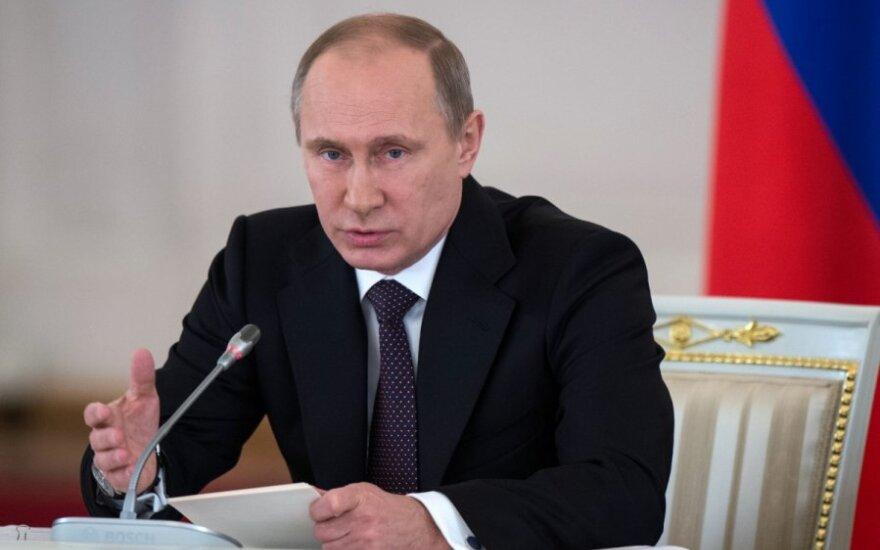 """Путин лишил """"Газпрома"""" монополии на экспорт сжиженного газа"""